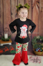 Load image into Gallery viewer, Holiday Ham Bell Legging Set