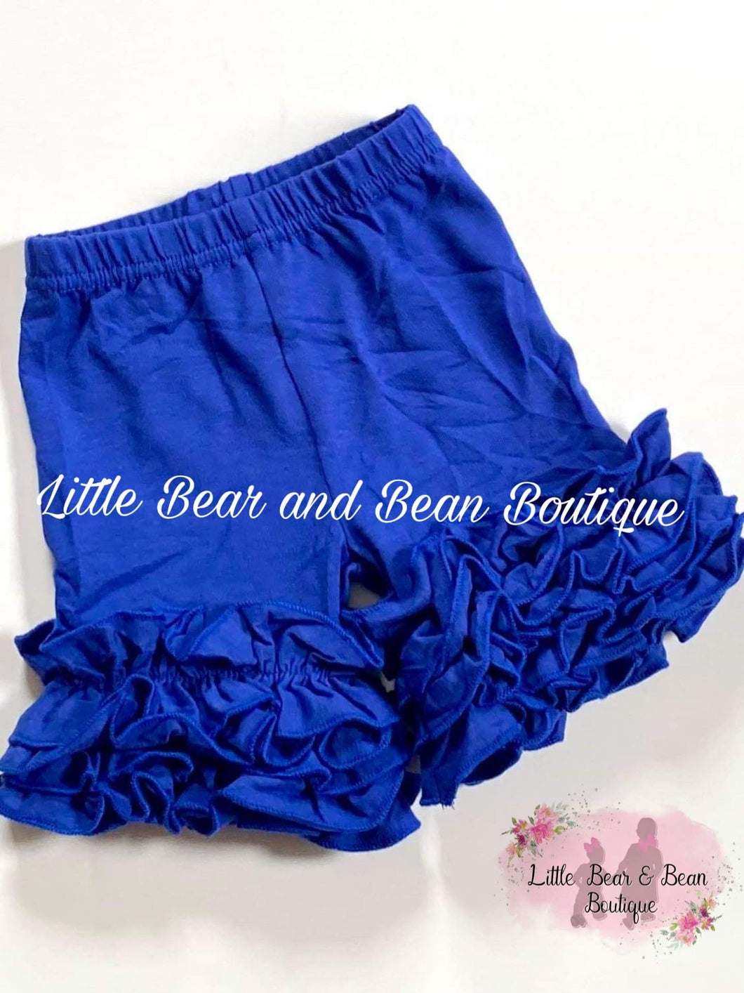 Royal Blue Icing Short