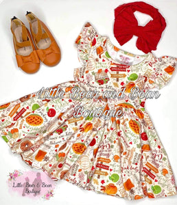 Apple Cider Dress