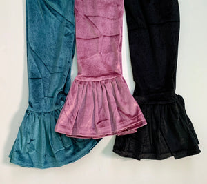 Velvet Belle Leggings- 3 colors