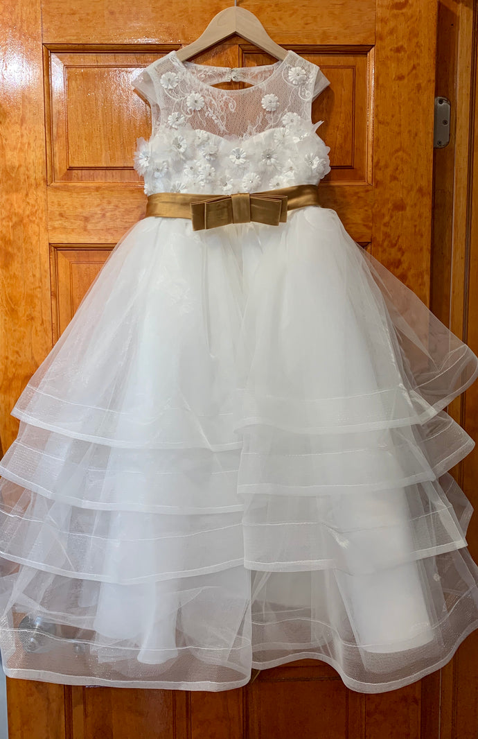 Ivory Princess Gown