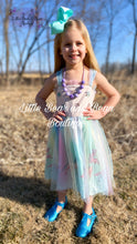 Load image into Gallery viewer, Unicorn Tulle Dress
