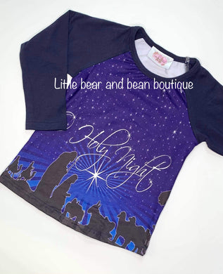 O Holy Night Nativity Shirt