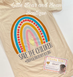 Save The Children Ladies Top