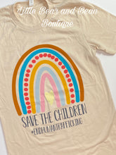 Load image into Gallery viewer, Save The Children Ladies Top