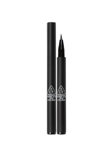 STYLENANDA 3CE SUPER SLIM PEN EYE LINER Black Long Lasting Cosmetics