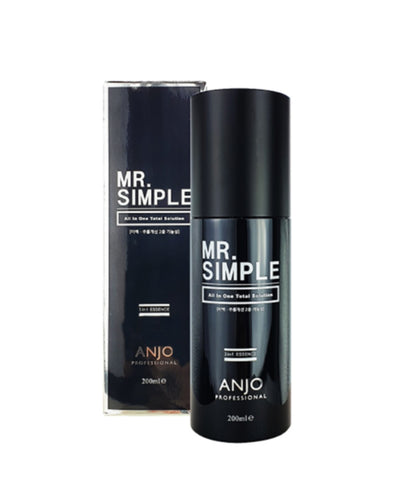 Anjo Professional Mr.simple All In One Total Solution Mens Skin Care