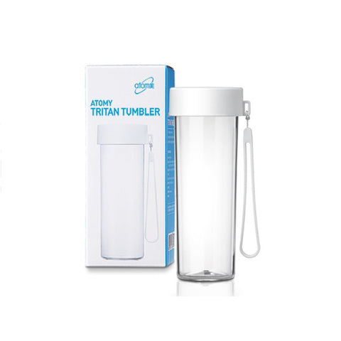ATOMY Tritan Tumbler 500ml BPA Free Water Sports Camping Portable