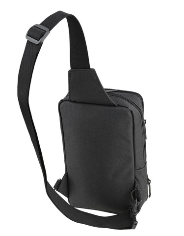 Black Travel Sling Bags Messengers Crossbody Picnic Mens Unisex Travel