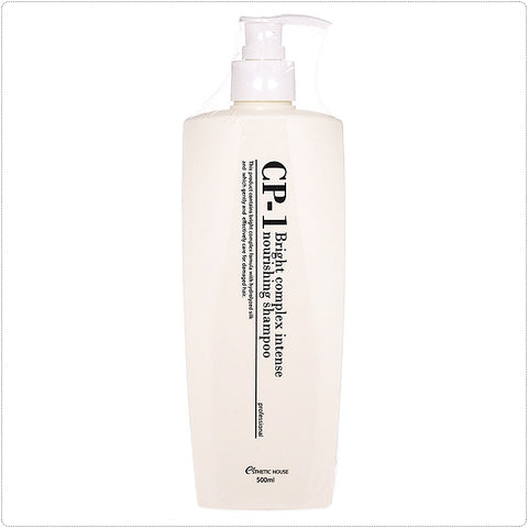 [Esthetic House] CP-1 Bright Complex Intence Nourishing Shampoos 500ml