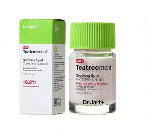 Dr. JART Teatreement Soothing Spot 15ml Derma Skin Care Solution
