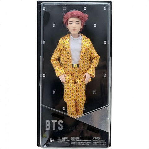 BTS JUNG KOOK Dolls figures 230g Bangtan Boys Kpop Army accessories