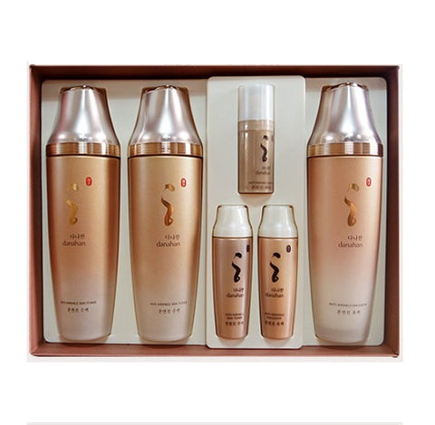 Danahan BonYeonJin Anti Wrinkle Skin Care 2 special Limitied set Beauty