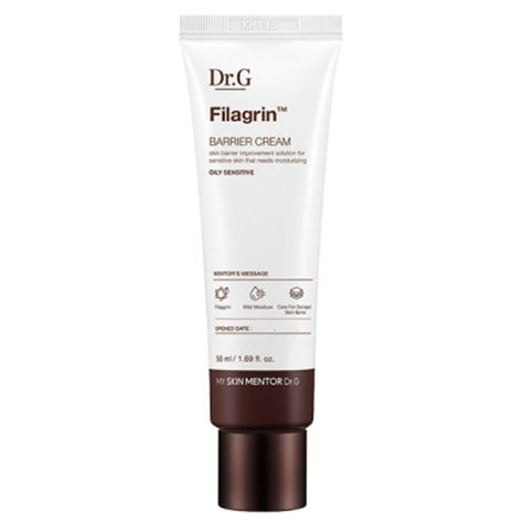 Dr.G Filagrin Barrier Cream Oily Sensitive 50ml feeling moisture Protects
