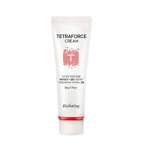 ElishaCoy Tetraforce Cream 50g moisturizer Tea Tree Centella Asiatica