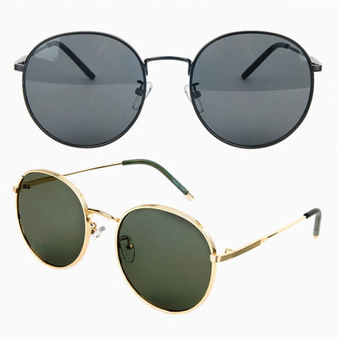 Round Frame Coolwinks Sunglasses Thin Rimmed Unisex Wayfarer