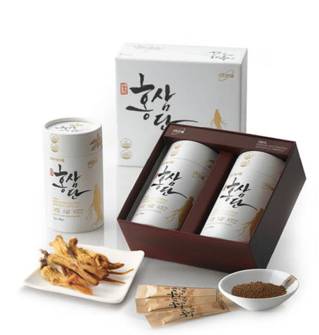 Korean Red Ginseng By Atomy Extract 100 % Ginseng Pill 2 Botlles