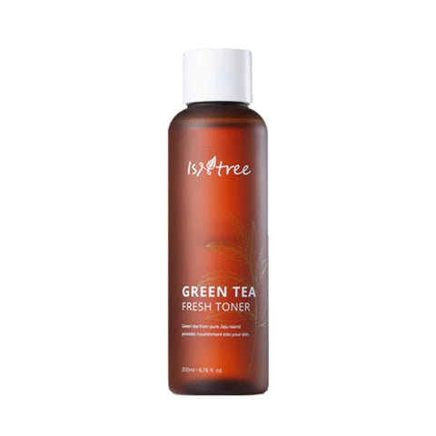 ISNTREE Green Tea Fresh Toner 200ml daily skin barrier Care sensitive