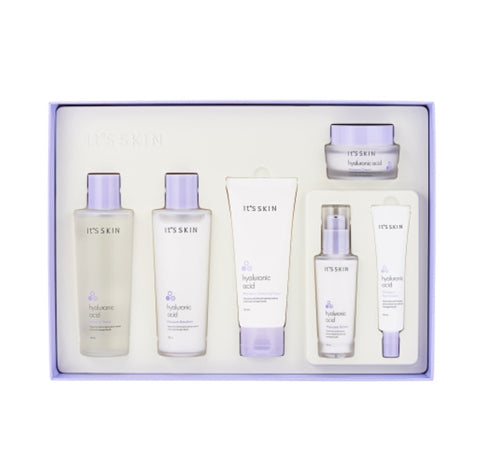 It's skin Hyaluronic Acid Moisture 6 Pieces Special Set Moisturizing