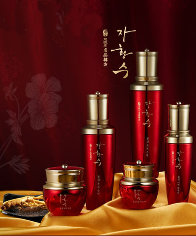 JA HWANG SU Women Skin Care 5set Anti Wrinkles Barriers Whitening
