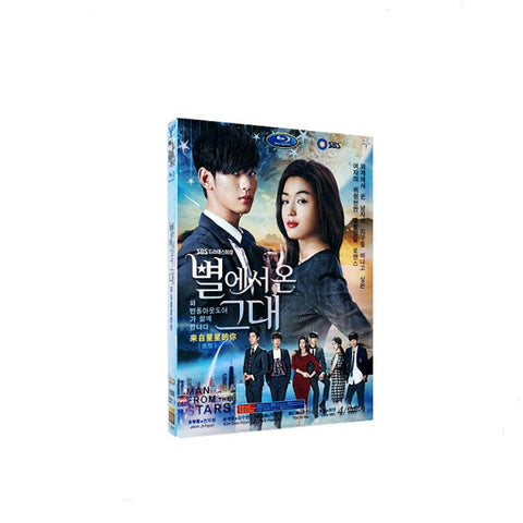 My Love From Another Star DVD 4idsc Translation Korean TV Drama