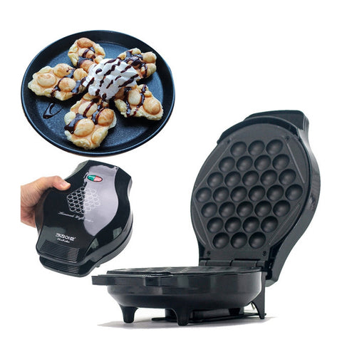 Kitchen Art Rapal Bubble Waffles Maker KW-81TX Baking Cooking Nonstick