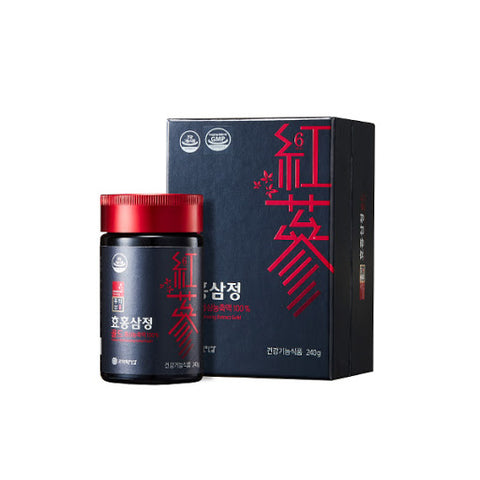 Korean Hyo Red Ginseng Extract Gold 100% Pure Premium Health Gifts