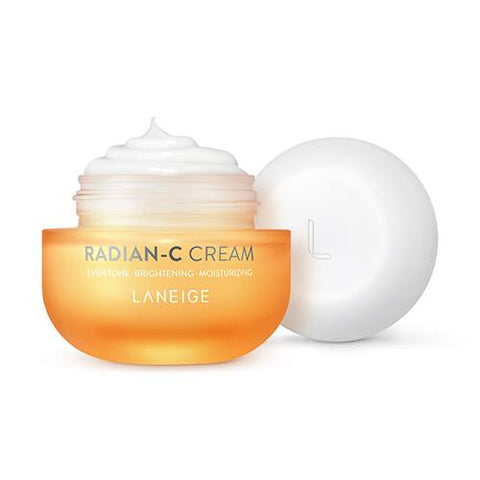 LANEIGE Radian-C Cream Skin care Cosmetics Tone up Beauty Womens