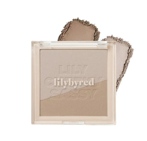 Lilybyred Shading Bible Cool Series Womens Makeups Brauty Cosmetics