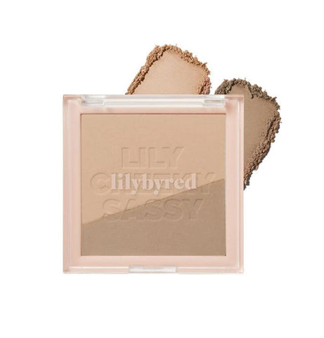 Lilybyred Shading Bible Warm Series Womens Makeups Brauty Cosmetics