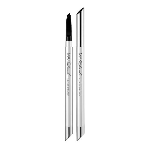 MakeHeal NOMES Eyeliner BK1201 Double Cut Black 0.15g Beauty Cosmetic