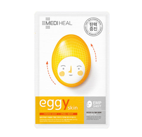 Mediheal Eggy Skin Revital Mask Bright Lifting Collagen Moist Care