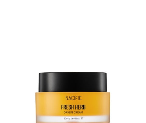 NACIFIC FRESH HERB ORIGIN CREAM 50ml Womens Skincare Cosmetics Facial