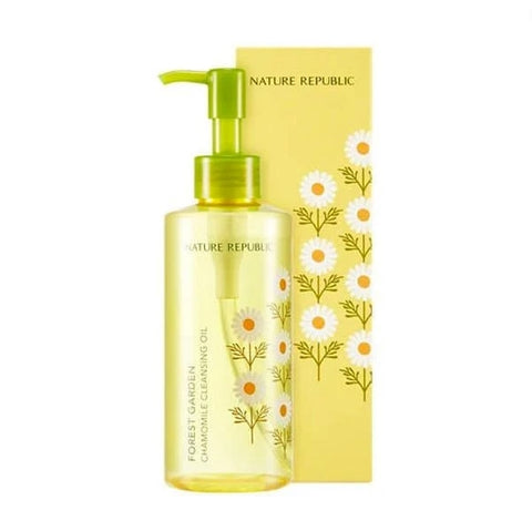 NATURE REPUBLIC FOREST GARDEN CHAMOMILE CLEANSING OIL 200ml Womens