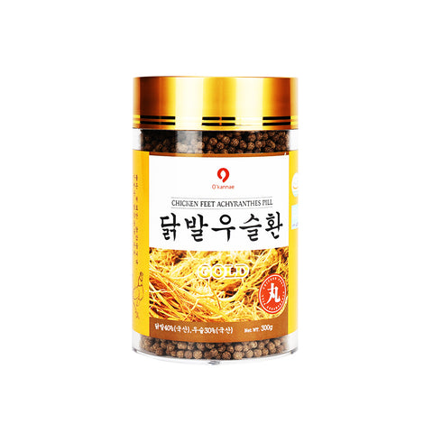 OKANNAE Chicken Feet Achyranthes Pill 300g knee health joint bone