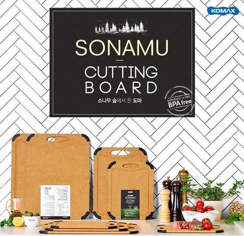 Premium Advanced Pine Tree Cutting board Eco sanitary Kitchenware