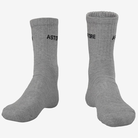 ASTORE Sports Socks Middle type Running Health Basketball Foots