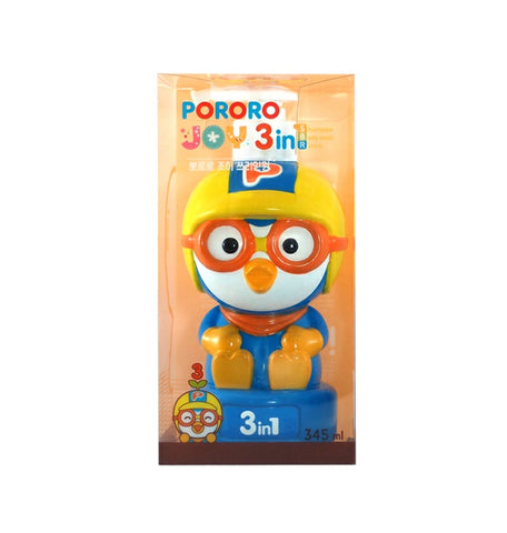 PORORO Joy 3in1 Kids Baby Shampoo Shower moisturizing bathing