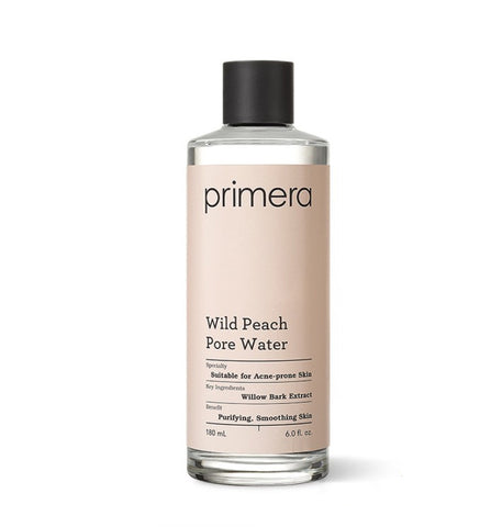 Primera Wild Peach Pore Water 180ml Womens Beauty Cosmetics Skin Care