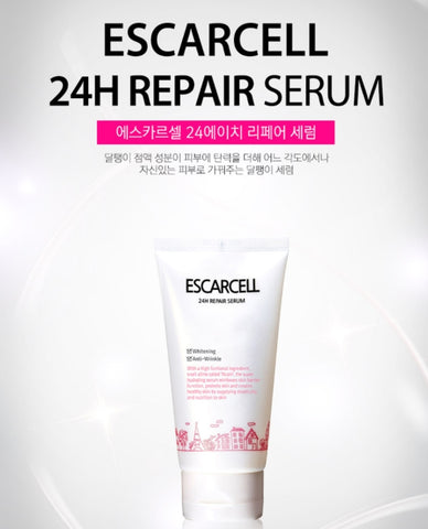SKINAZ ESCARCELL The 24H Repair Serums 120ml Whitening Wrinkles Care