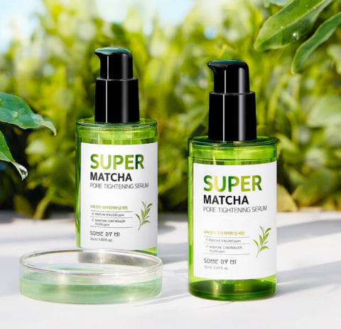 SOME BY MI Super Matcha Pore Tightening Serum 50ml BHA Dead Skin Care