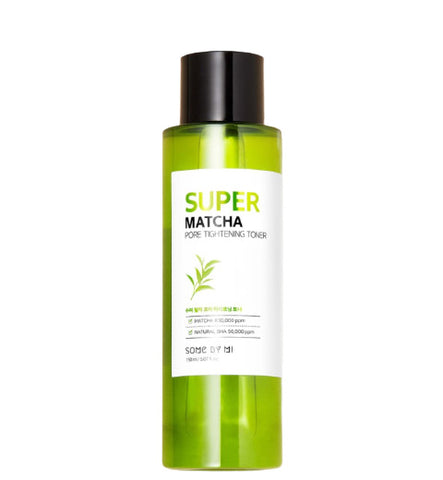 SOME BY MI Super Matcha Pore Tightening Toner 150ml Blackheads Fresh