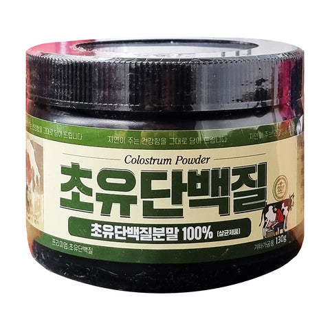 SUNGPOONG Colostrum Power 130g Muscle Health Supplements Immunity