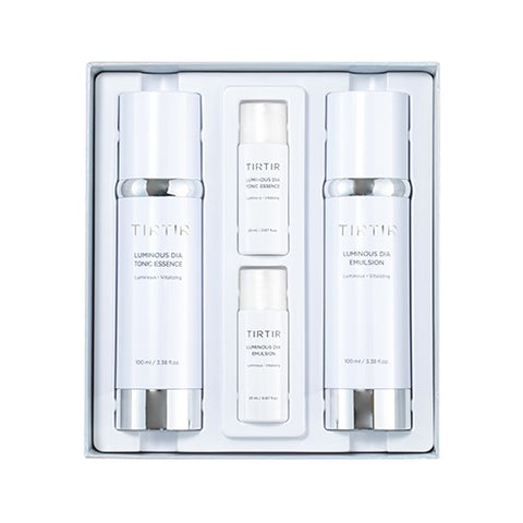 TIRTIR Luminous Dia Skin Care Set Moisturizing radiant skin musk scent