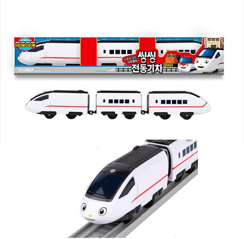 TITIPO Train Series SING SING Electric powered Train Toy Kids