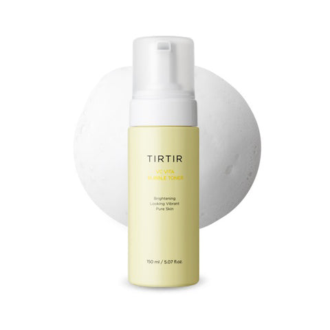 TIRTIR VC Vita Bubble Toner 5.07 fl.oz Brightening moisture Tone up