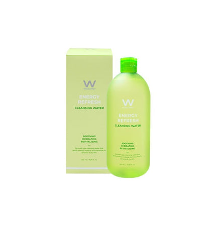 WONJIN EFFECT ENERGY REFRESH CLEANSING WATER 500ml Women Skincare Face
