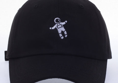 Exo Style Xiu Astronaut Baseball Caps Kpop Fashion Accessories