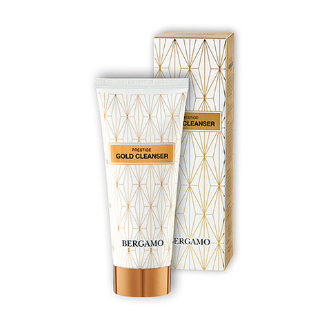 Bergamo Prestige Gold Cleansers 120ml Womens Beauty Cosmetics Skin