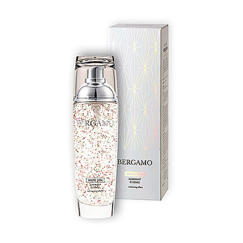 Bergamo White Vita Luminant Essence 110ml Facial Skincare Brightening